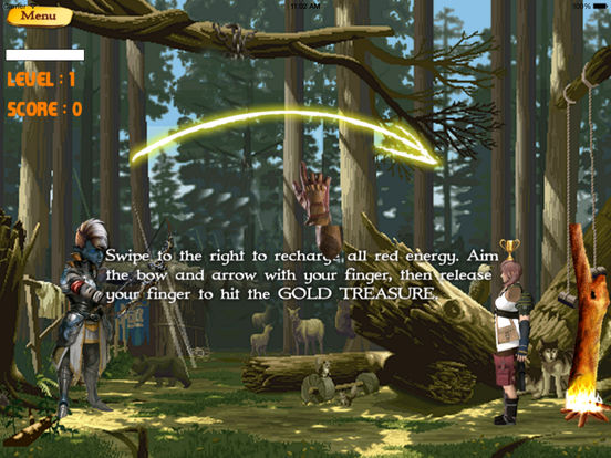 Arrow Target Multi - Ambush Explorer Game screenshot 7