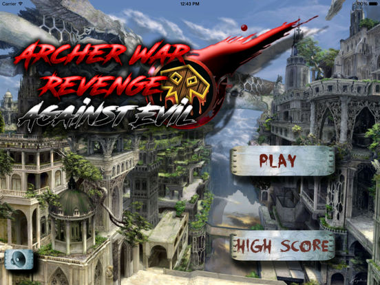 Archer War Revenge Against Evil Pro - Shooting Of Great Power screenshot 6