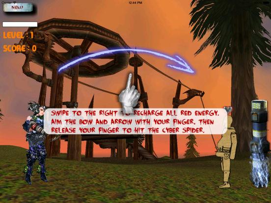 Arrow Purple Fantasy - Best Archery Tournament Game screenshot 7