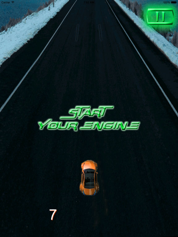 A School Zone Chase - Real Speed Racing screenshot 7