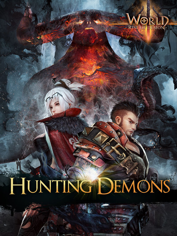 The World 3 – Rise of Demon: Game di động hấp dẫn