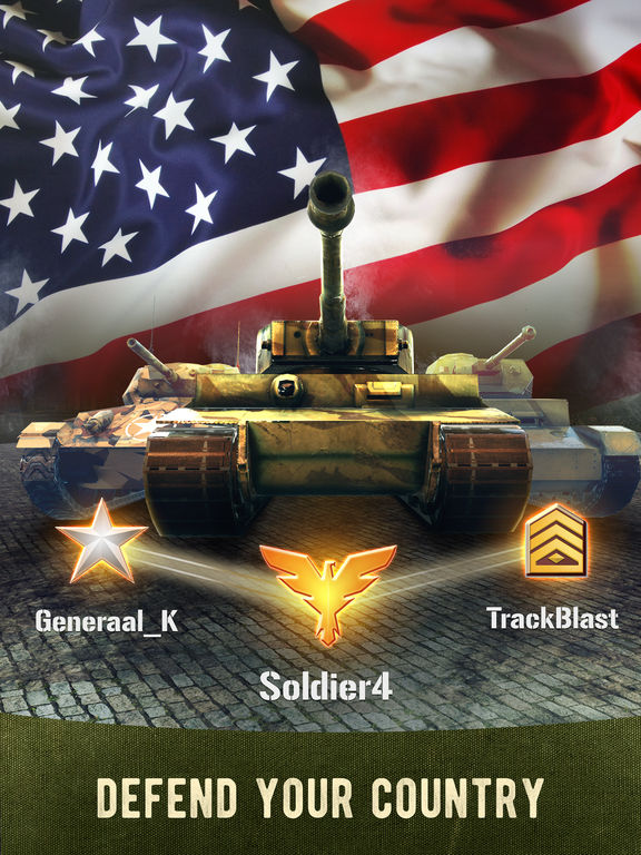 War Machines: Tank Games screenshot 7