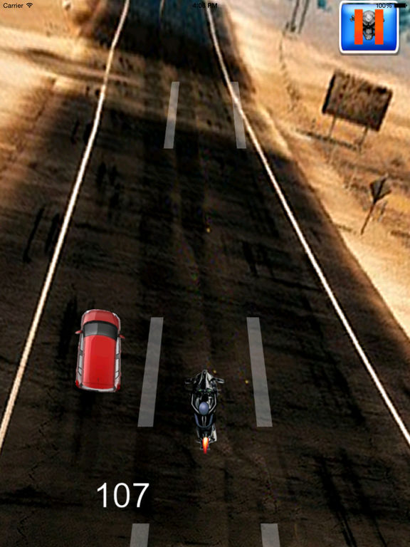 An Internal Energy Of Motorcyclists - Awesome Stunt Of Game screenshot 10