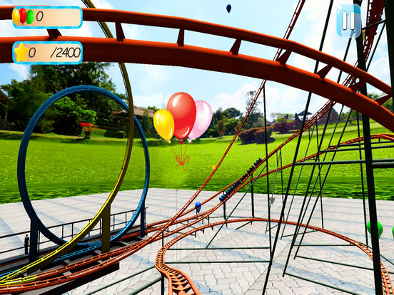 Vr Roller Coaster : Eid Special screenshot 4