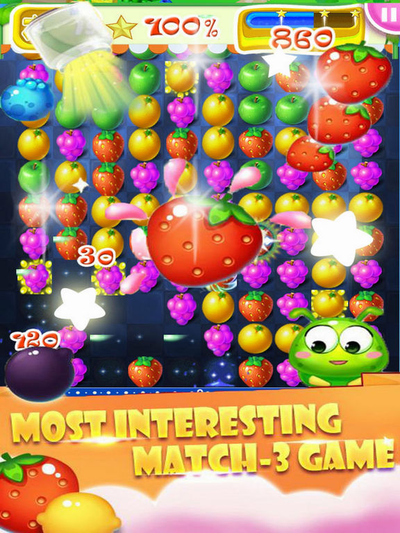 Farm Fruit Pop - Pro Smash Fruit screenshot 6