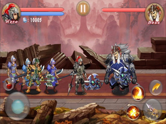 RPG Blood Honour Pro screenshot 8