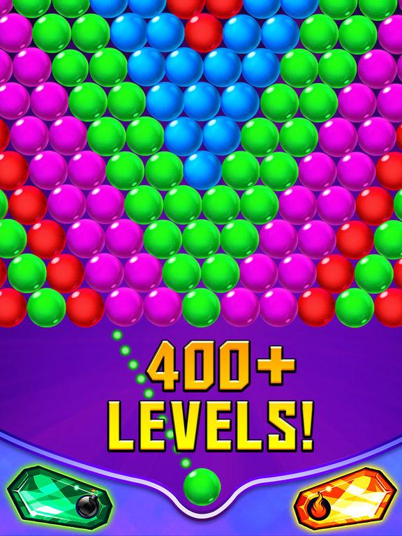 Jewels Bubble Blast screenshot 8