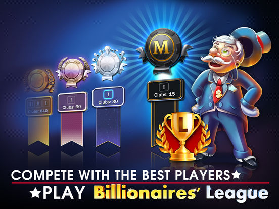 Billionaire Casino™ Slots 777 screenshot 9