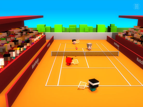 Ketchapp Tennis screenshot 8