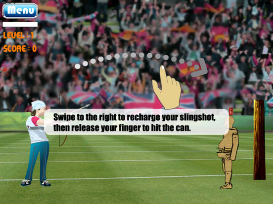 A Tournament Olympic Of Arrow Pro - Best World Cup Archery Game screenshot 10