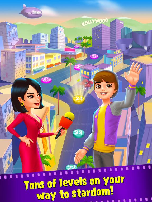Hollywood Rush screenshot 9