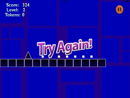 Geometry Heroes - Impossible Jump screenshot 9