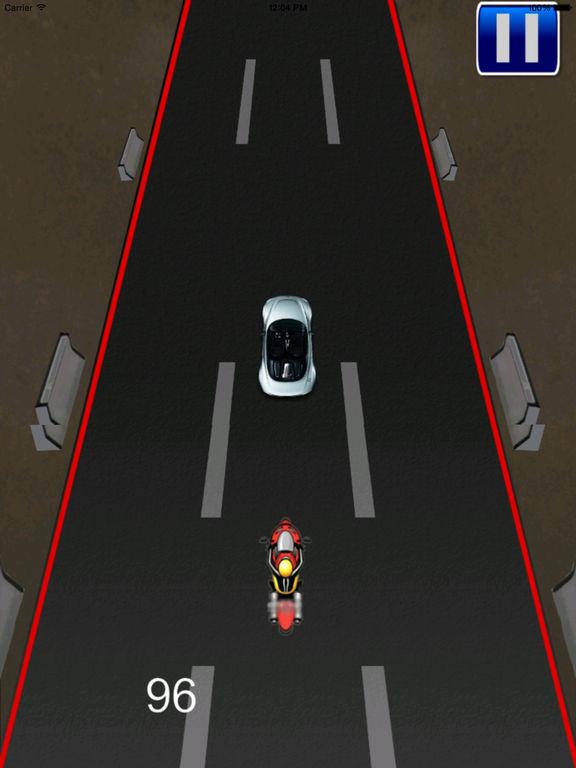 Motorcycle Bike Run Pro - Highway Racing screenshot 10