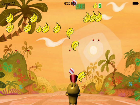 Banana Hero - A Fun Monkey Game screenshot 9