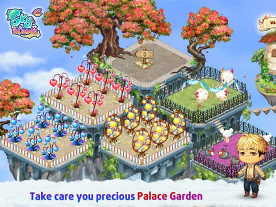 Sky Islands - Anime Dress Up screenshot 9