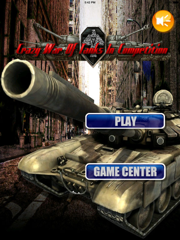 Crazy War Of Tanks In Competition Pro - Fun Defender Duty Game screenshot 6