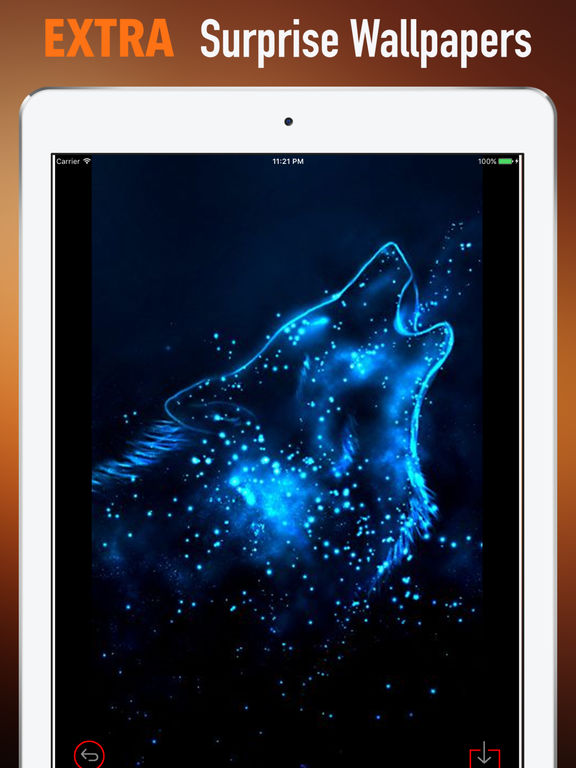 Wolf Howling Wallpapers HD: Quotes,Art Pictures screenshot 8