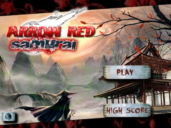 Arrow Red Samurai - Archery Ambush Addicting Shooting Game screenshot 6