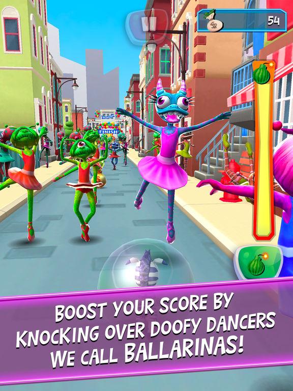 Ballarina - a GAME SHAKERS App screenshot 7