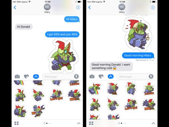 Goblin Defenders 2 Stickers screenshot 3