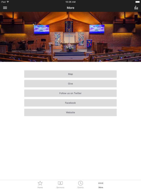 First Christian Louisville screenshot 6