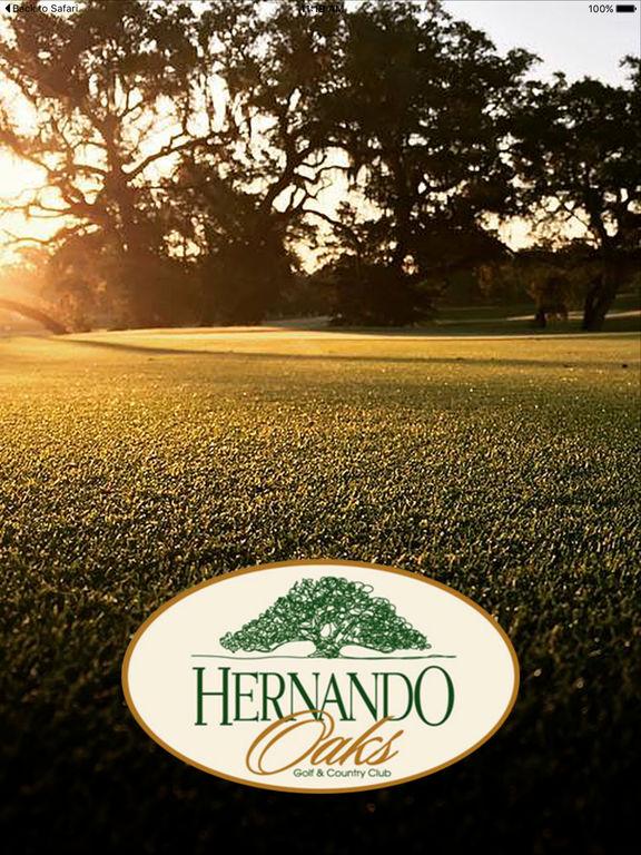 Hernando Oaks Golf & CC screenshot 6