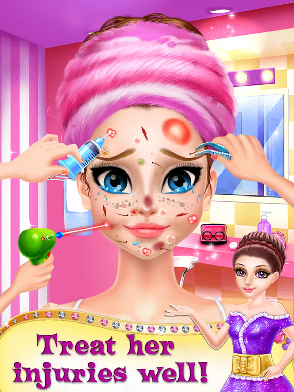 Princess Fashion Doll Accident screenshot 6