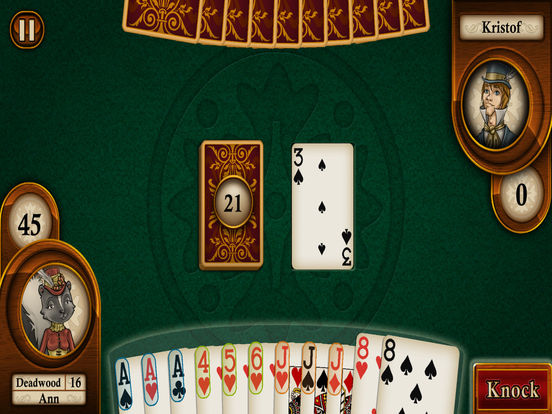 Aces® Gin Rummy screenshot 7