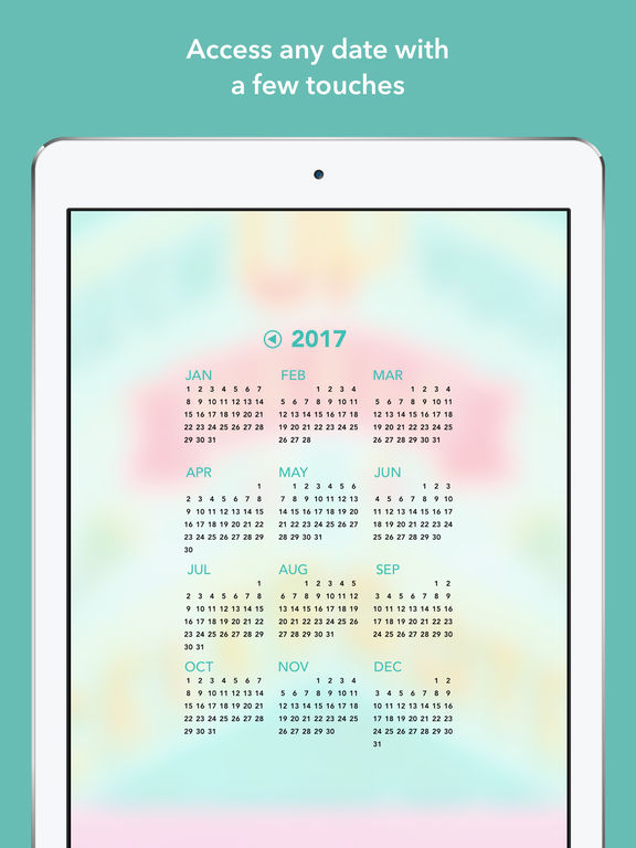Today is Going to Be a Great Day! Page-A-Day 2017 screenshot 8