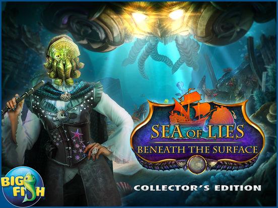 Sea of Lies: Beneath the Surface screenshot 10