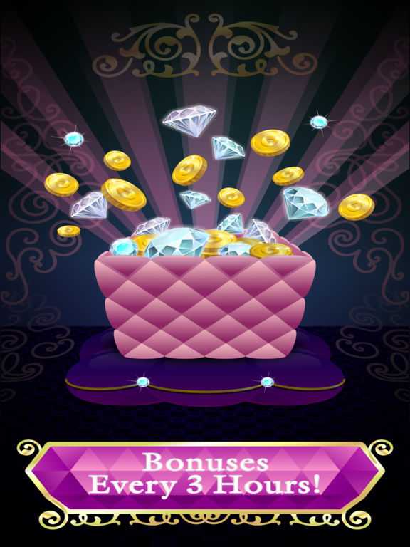 Double Deluxe Diamond Slots Pro Edition screenshot 7