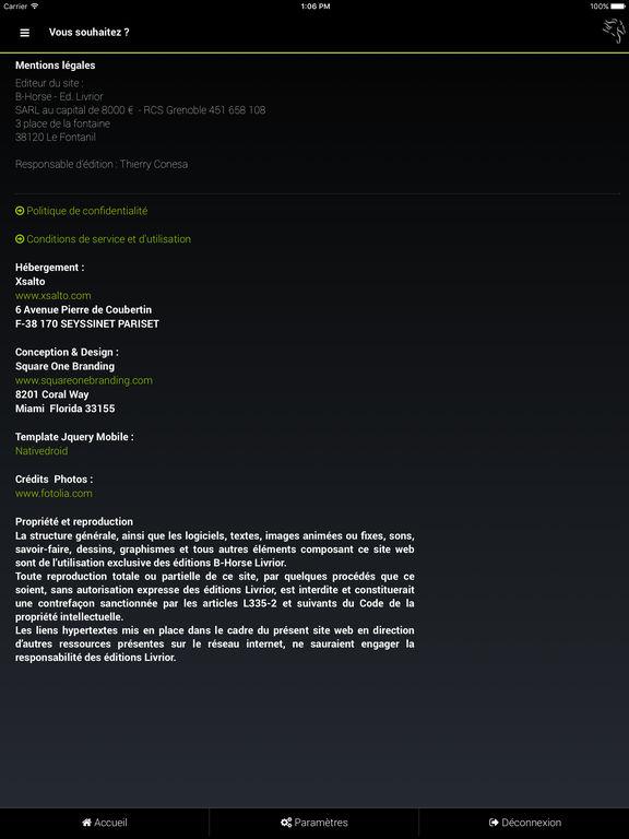 B-Horse, Gérer votre cheval screenshot 8