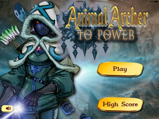 Animal Archer To Power Pro - Addictive Game Target Shooting screenshot 6