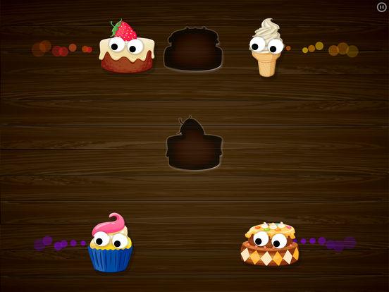 Kids Food Games: Toddlers, Boys Girls Puzzle Free screenshot 8