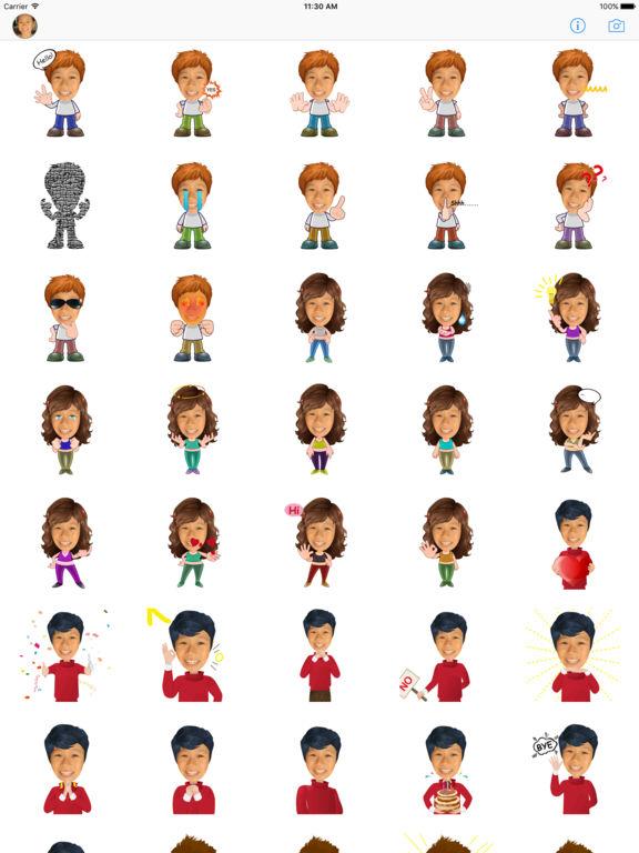 FaceMoji - Turn your face into animated emoji screenshot 7