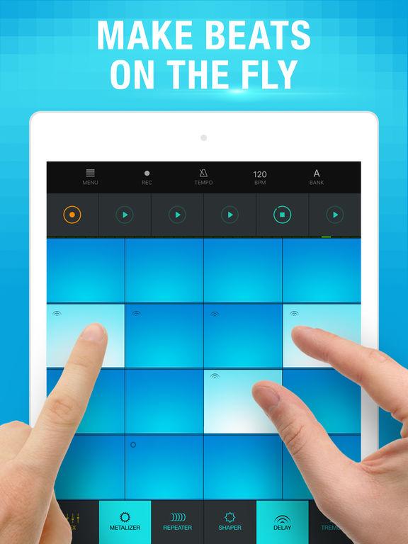 Beat Maker Go! - Make Music & Beats With Drum Pad screenshot #1