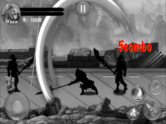 ARPG-Shadow Sword Pro screenshot 6