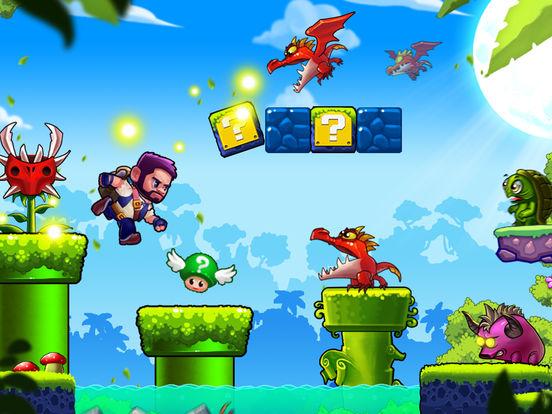 Super Mushroom World screenshot #1