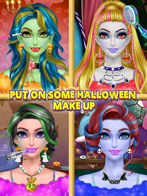 Halloween Dream Salon screenshot 8