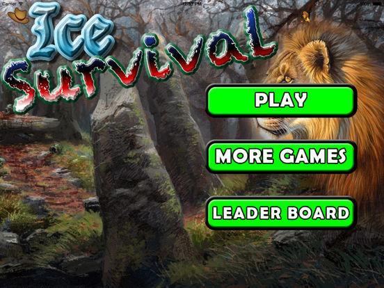 A Ice Survival PRO - Kingdom Defence Carnivores screenshot 6