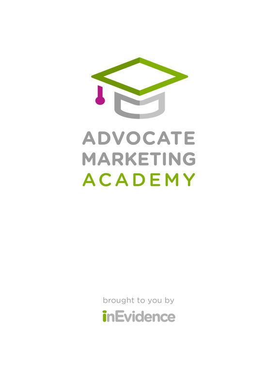 Advocate Marketing Academy screenshot 4