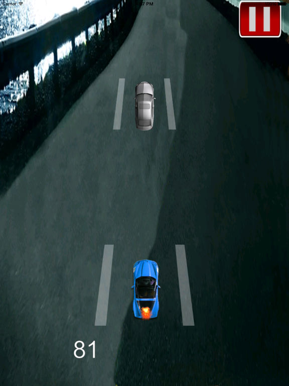 Car Evil Persecution - Addictive Driving Zone Game screenshot 8