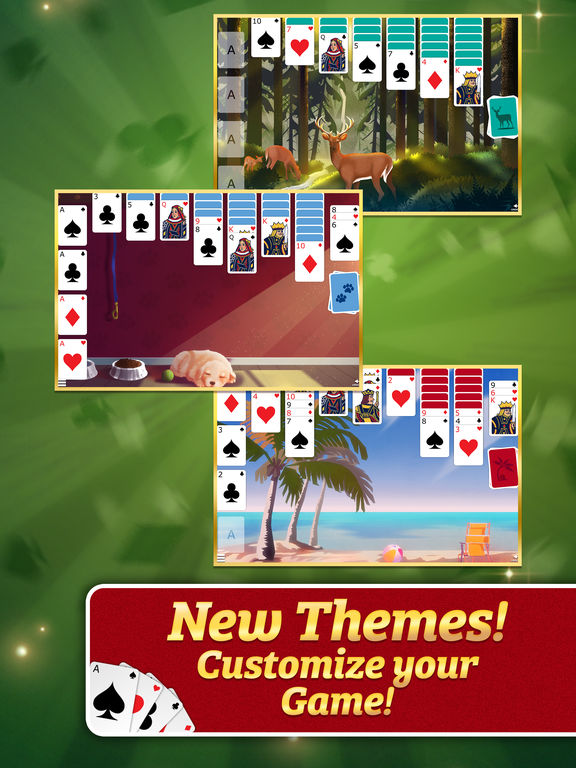 Solitaire with Themes screenshot 9