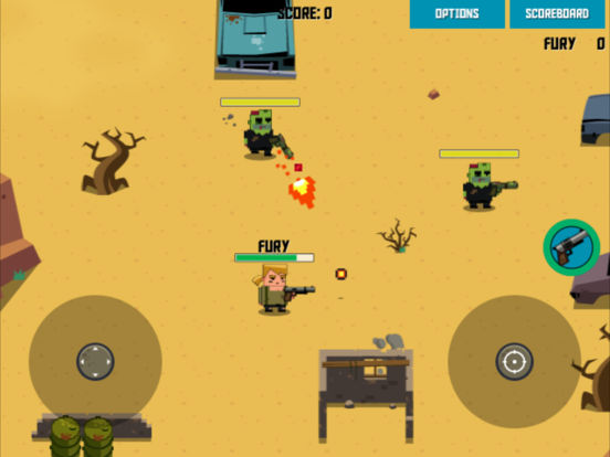 Wasteland Warriors screenshot 7