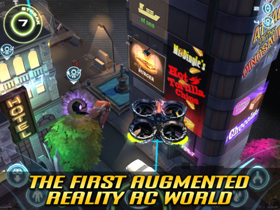 Air Hogs Connect: Mission Drone screenshot 8