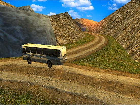 Off-Road Passenger Bus : 3D Adventure On Hill 2016 screenshot 6