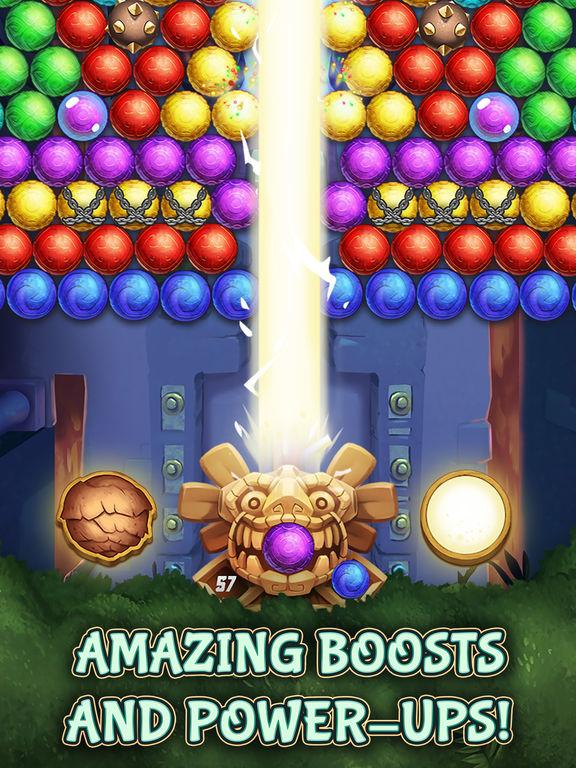 Bubble Shooter Maya screenshot 6