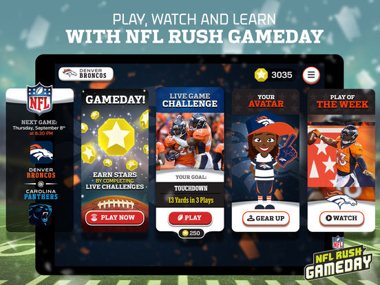 NFL Rush Gameday screenshot 9