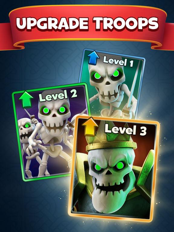 Castle Crush: Clash Cards Game screenshot 8