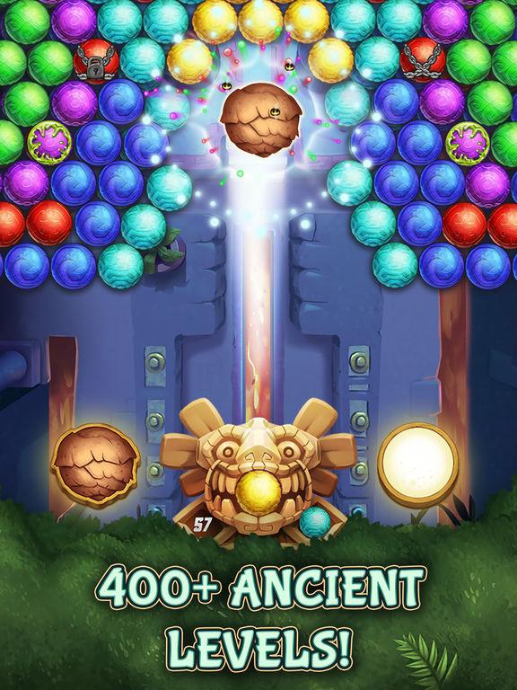Bubble Shooter Maya screenshot 7